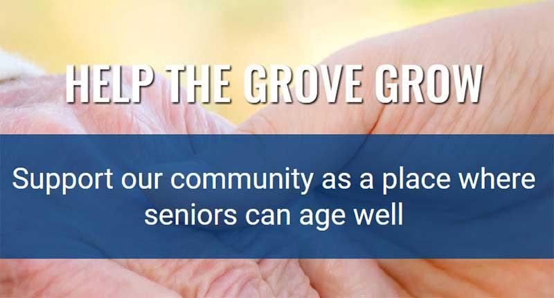 Help The Grove