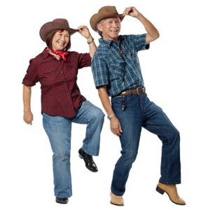 Line dancing @ Seniors Active Living Centre