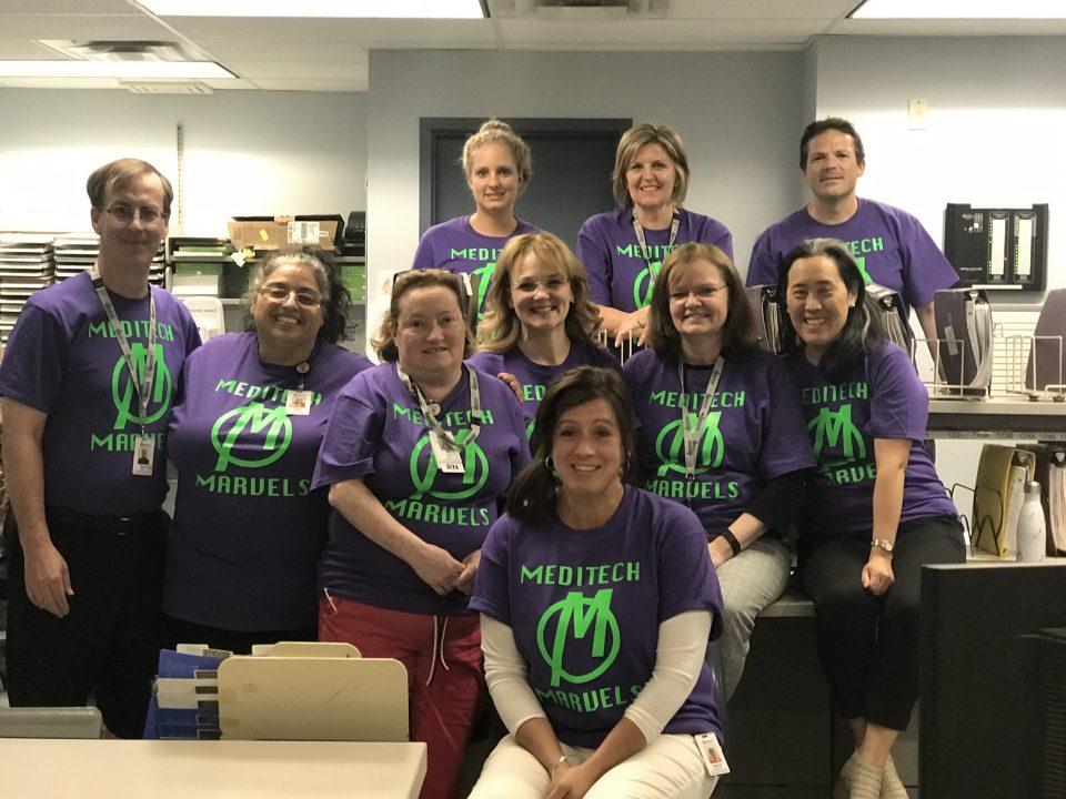 Meditech leadership team