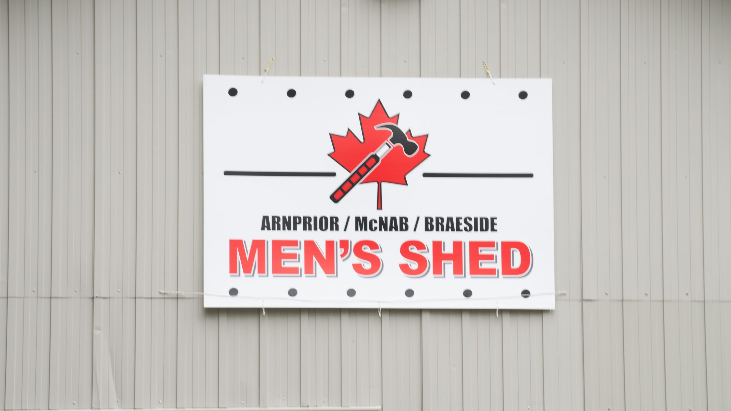 The Men's Shed